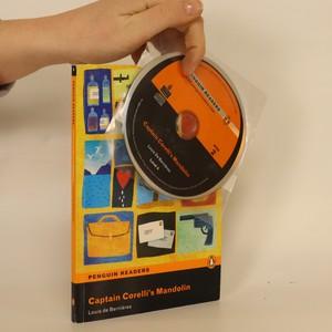 antikvární kniha Captain Corelli's mandolin (s CD), 2008