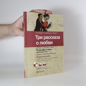 náhled knihy - Tri rasskaza o ljubvi = Tři povídky o lásce