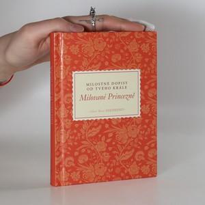 náhled knihy - Milované Princezně : milostné dopisy od tvého krále