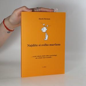 náhled knihy - Najděte si svého marťana