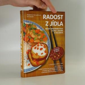 náhled knihy - Radost z jídla. Nejen makrobiotika očima lékaře a pacienta