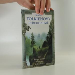 náhled knihy - Mapa Tolkienovy Středozemě
