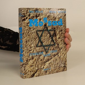 náhled knihy - Mossad. Izraelské tajné války