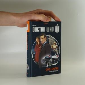 náhled knihy - Doctor Who. Závoj smutku