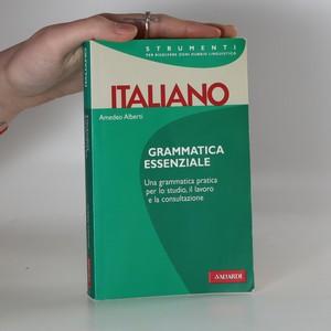 náhled knihy - Italiano. Grammatica essenziale