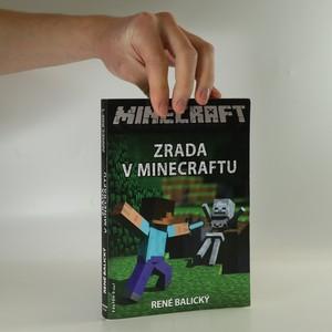 náhled knihy - Zrada v Minecraftu