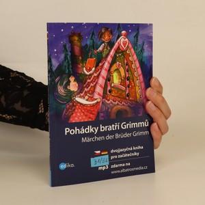 náhled knihy - Pohádky bratří Grimmů. Märchen der Brüder Grimm