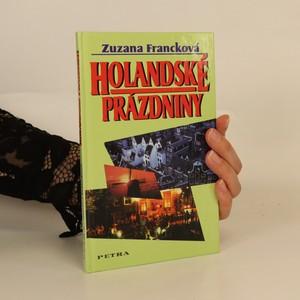 náhled knihy - Holandské prázdniny