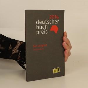 náhled knihy - Deutscher Buchpreis 2014