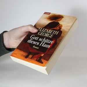 antikvární kniha Gott schütze dieses Haus : Roman, 1989