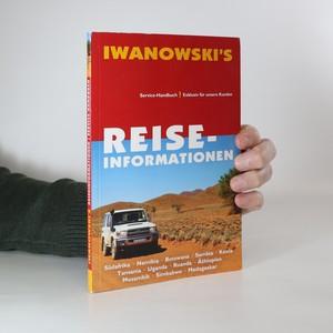 náhled knihy - Reise-Informationen. Service-Handbuch