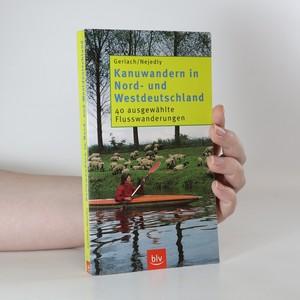 náhled knihy - Kanuwandern in Nord- und Westdeutschland