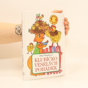 náhled knihy - Klubíčko veselých pohádek