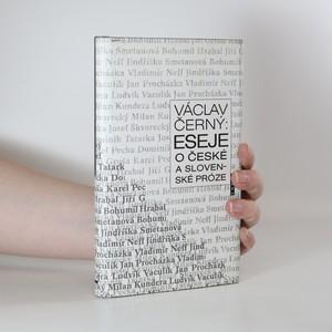 náhled knihy - Tři eseje o české sci-fi