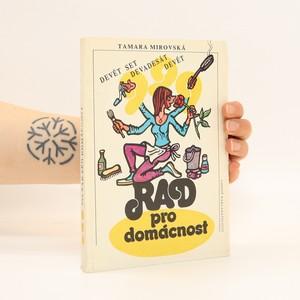 náhled knihy - 999 rad pro domácnost