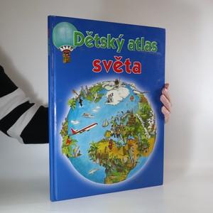 náhled knihy - Dětský atlas světa