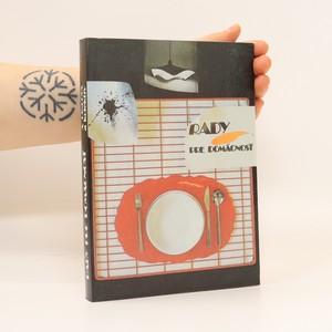 náhled knihy - Rady pre domácnosť (slovensky)