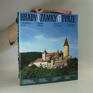 náhled knihy - Hrady, zámky a tvrze středních Čech