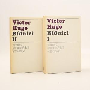 náhled knihy - Bídníci I+II (2 svazky, komplet, viz foto)