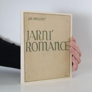 náhled knihy - Jarní romance