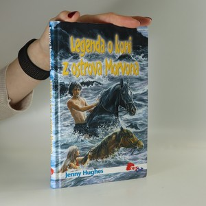 náhled knihy - Legenda o koni z ostrova Morvona