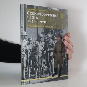 náhled knihy - Československé legie 1914-1920. Stejnokroje a výstroj