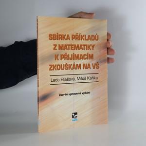 náhled knihy - Sbírka příkladů z matematiky k přijímacím zkouškám na VŠ
