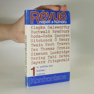 náhled knihy - Revue napětí a humoru. Roč. 1, čís. 1.