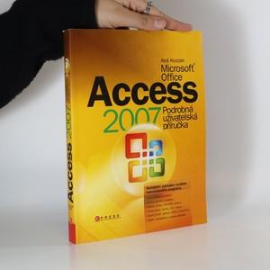 náhled knihy - Microsoft Office Access 2007. Podrobná uživatelská příručka