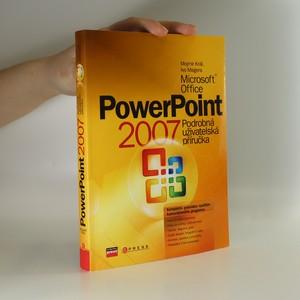 náhled knihy - Microsoft Office PowerPoint 2007 : podrobná uživatelská příručka