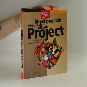 náhled knihy - Řízení projektů v Microsoft Office Project : učebnice pro vysoké školy