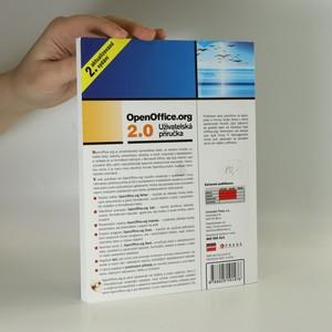 antikvární kniha OpenOffice.org 2.0: uživatelská příručka (včetně CD), 2007