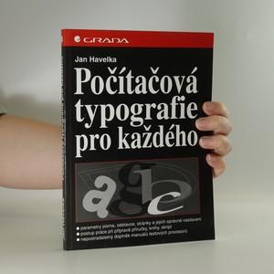 náhled knihy - Počítačová typografie pro každého
