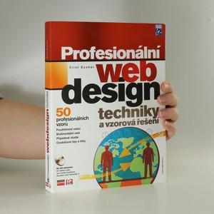 náhled knihy - Profesionální webdesign. Techniky a vzorová řešení