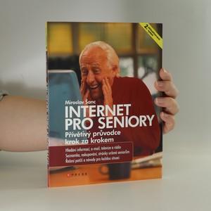 náhled knihy - Internet pro seniory. Přívětivý průvodce krok za krokem