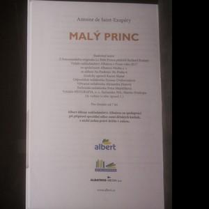 antikvární kniha Malý princ, 2017