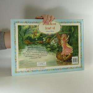 antikvární kniha Pohádková Země víl. Čtyři puzzle s 96 díly, 2005
