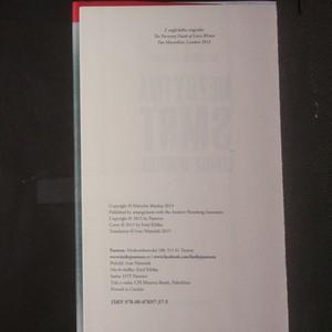 antikvární kniha Nezbytná smrt Lewise Wintera, neuveden