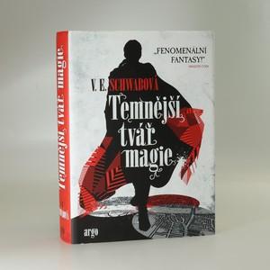 náhled knihy - Temnější tvář magie
