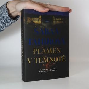 náhled knihy - Plamen v temnotě