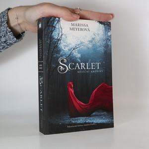 náhled knihy - Měsíční kroniky. Scarlet.