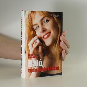 náhled knihy - Haló, tady tvoje láska!