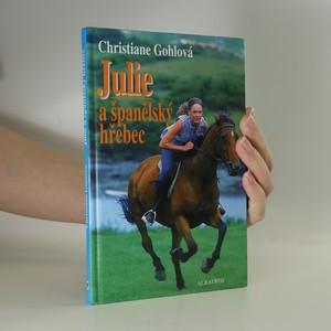 náhled knihy - Julie a španělský hřebec