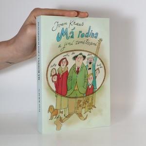 náhled knihy - Má rodina a jiná zemětřesení. Povídky