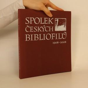 náhled knihy - Spolek českých bibliofilů