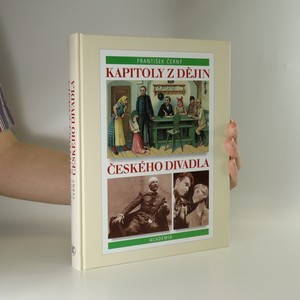 náhled knihy - Kapitoly z dějin českého divadla