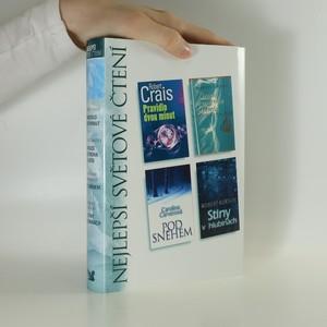 náhled knihy - Nejlepší světové čtení. Pravidlo dvou minut, Drozd z ostrova Ulieta, Pod sněhem, Stíny v hlubinách