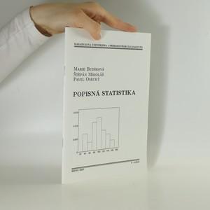 náhled knihy - Popisná statistika