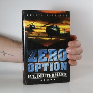 náhled knihy - Zero option