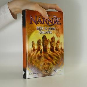 náhled knihy - Letopisy Narnie. Kůň a jeho chlapec
